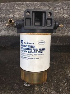 Marine water separating fuel filter for Mercury &universal Malabar Eastern Suburbs Preview
