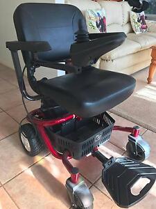 Power Wheel Chair - Monarch LiteRider Mooroolbark Yarra Ranges Preview