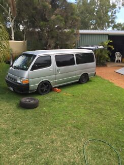 Hiace with ecotec engineered  Canning Vale Canning Area Preview