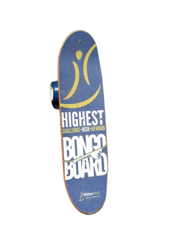 Bongo Balance Board Fitter First Exercise Surfing Skateboarding Practice Plank