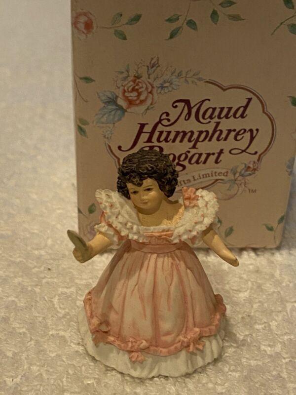 """HAMILTON GIFTS LMTD-MAUD HUMPHREY BOGART"" MINIATURE FIGURINE: MY FIRST DANCE"