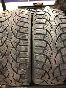 205/55R16 Winter tires (2)