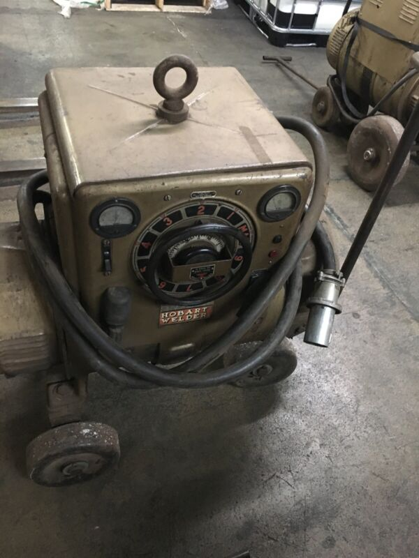 Hobart Mr-300 Amp Welder #1