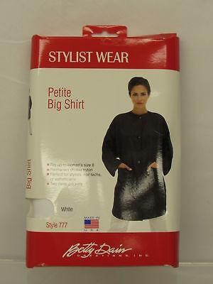Betty Dain Petite Big Shirt, White ()