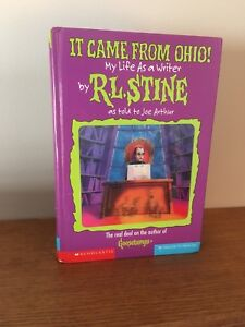 Goosebumps: It Came From Ohio! Hardcover
