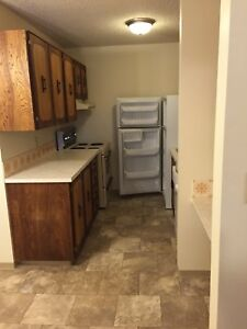 In Peace River 2 bedroom adult only apartment