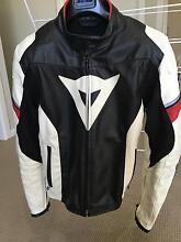 Dainese Airfast Perforated Leather Jacket Putney Ryde Area Preview