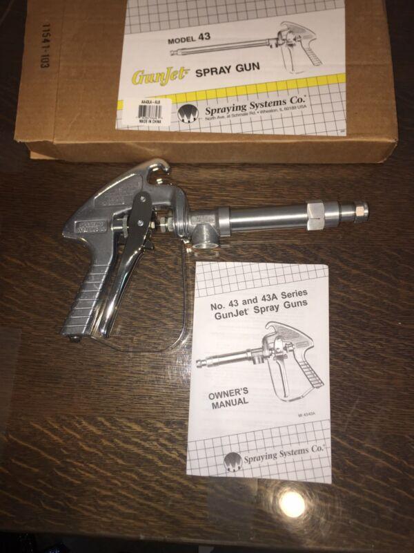 AA43LA-AL6  TeeJet AA43LA-AL6 Aluminum Spray Gun