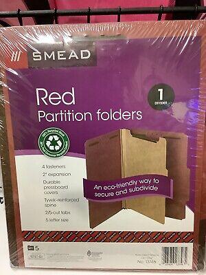Smead Partition Folders-letter Size