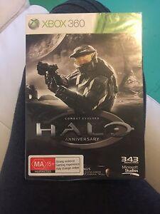 Brand new halo anniversary Xbox