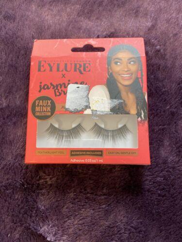 Eylure London X Jasmine Brown Faux Mink Collection Just Wink