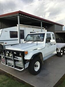 1989 Toyota LandCruiser 6x6 Swan Reach Mid Murray Preview
