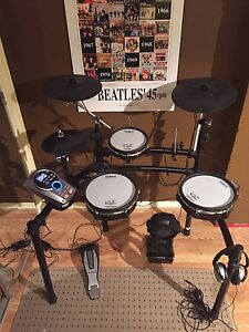Roland TD15K with Upgraded Pads
