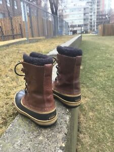 SOREL, winter boots, Hunting/Fishing BOOTS, size:12