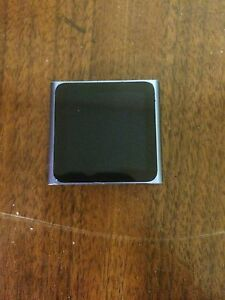 Blue Apple IPod Nano 6th Generation