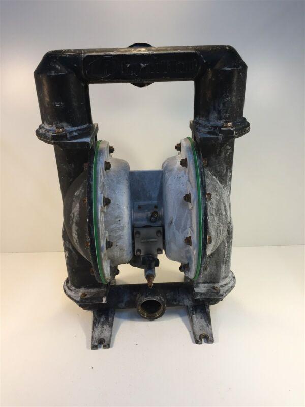 "Ingersoll Rand ARO 666250-144-C Diaphragm Pump 2"" Metallic Pro Series"