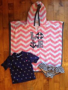 24M bathing suit set