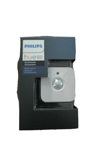 PHILIPS HUE SMART WIRELESS MOTION SENSOR - WHITE  BRAND NEW