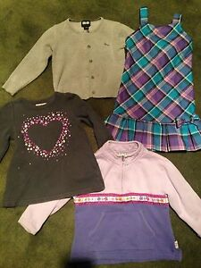 Size 4 girls clothes  Kitchener / Waterloo Kitchener Area image 1