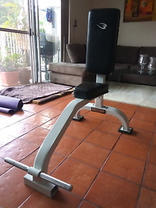 Heavy Duty Seated Weight Bench Shoulder Press Bench Riverwood Canterbury Area Preview