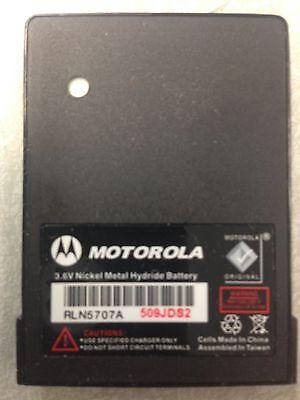 Newoem Qty-5 Motorola Minitor V 5 Pager Battery Rln5707 Rln5707a Batteries Vfd