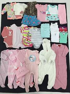 Girls Size 00 - Brand New - Clothing Bundle (x31) Woodville Charles Sturt Area Preview