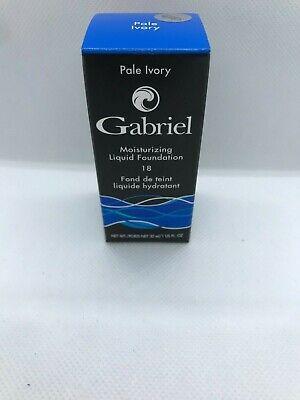 - Gabriel Cosmetics Inc. Moisturizing Liquid Foundation Choose Shade, 1oz