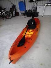 Kayak sit on Oakford Serpentine Area Preview