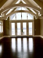 Flawless flooring from $1 per square foot