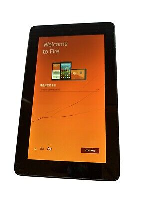Amazon Fire Kids (5th Generation) 16GB, Wi-Fi, 7in - Black with case bundle