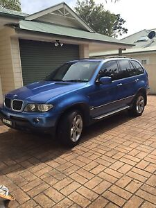 BMW X5 2005 North Narrabeen Pittwater Area Preview