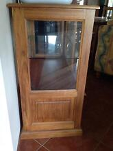 Glass display Cabinet Yowie Bay Sutherland Area Preview