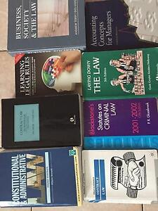 LLB Law Uni Textbooks Randwick Eastern Suburbs Preview