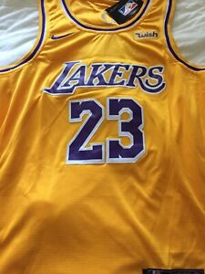 detailed look 30722 90c5c Lakers Jerseys | Buy New & Used Goods Near You! Find ...