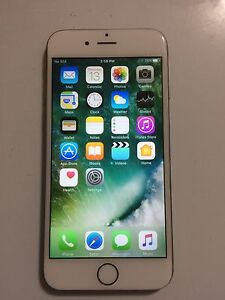 iPhone 6. With Bell provider. 16gb.