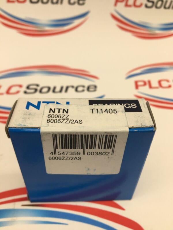 NTN 6006-ZZ BEARING 30X55X13 A15