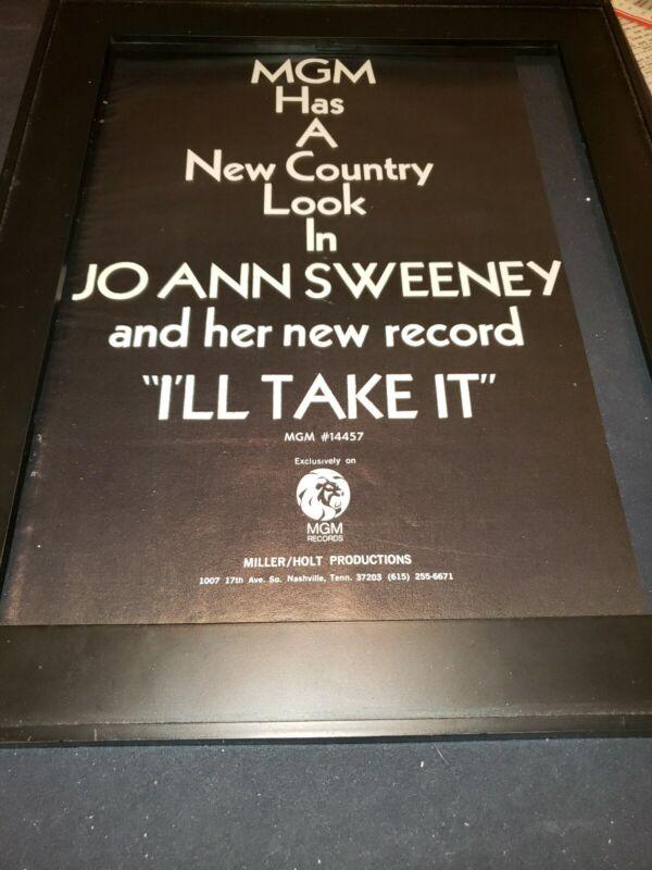 Jo Ann Sweeney I
