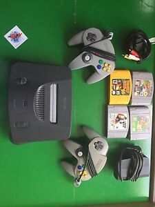 Nintendo 64 For Sale!