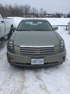 2005 CTS !!!COMES WITH SAFTEY!!!