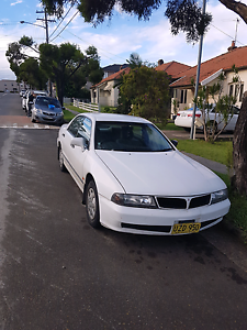 Mitsubishi magna 2.4 with 3 months rego Breakfast Point Canada Bay Area Preview