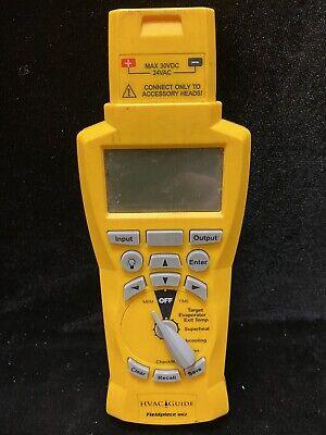Fieldpiece Hg2 Hvac Guide System Analyzer -tool B8296