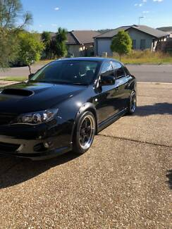 2008 Subaru Impreza WRX G3 Manual AWD MY09 Redbank Plains Ipswich City Preview