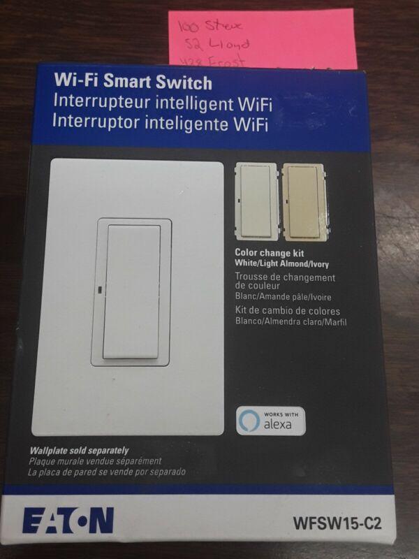 Eaton Smart Switch  Wifi With Alexa