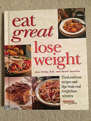 Prevention Healthy Eating  Eat Great Lose Weight Cookbook 2000