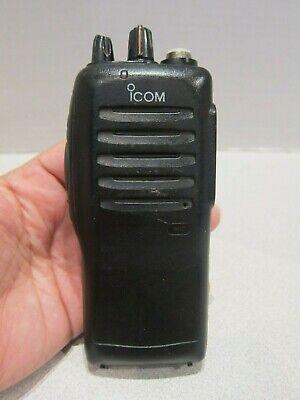 Icom Ic-f11 146-174mhz Vhf Portable Two-way Radio