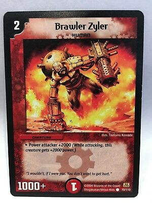 Brawler Zyler (70/110) | Duel Masters Trading Card Game Single Card