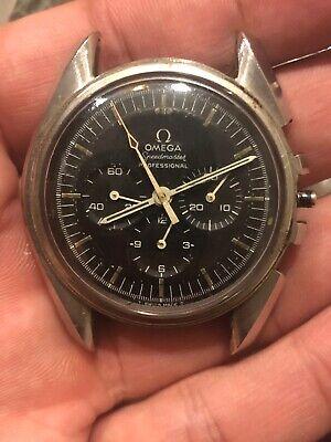 Vintage Speedmaster Omega Chronograph Rare Collector Watch Estate Sale Moonwatch Speedmaster Moon Watch