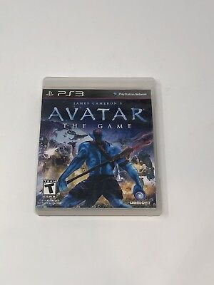 Avatar The Game Playstation 3 PS3 Video game