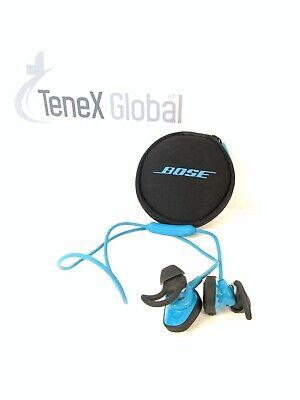 Bose SoundSport Aqua Wireless In-Ear Headphones Bluetooth Ear Buds D-4