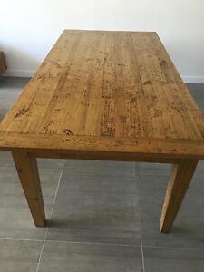 Extendable 8-12 seater dining table Sydenham Marrickville Area Preview